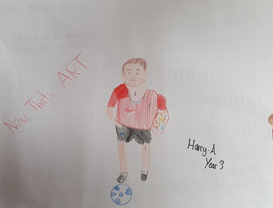 Harry A in Year 3