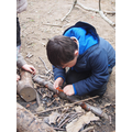 Lighting a Stone Age fire