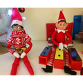 14th Dec: Our music lesson inspired the elves...