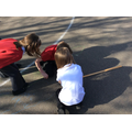 Measuring how shadows change position & length