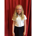 Ellie  - The Headlands Maths Award