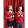 Poppy & Ben -The Contribution to School Life Award