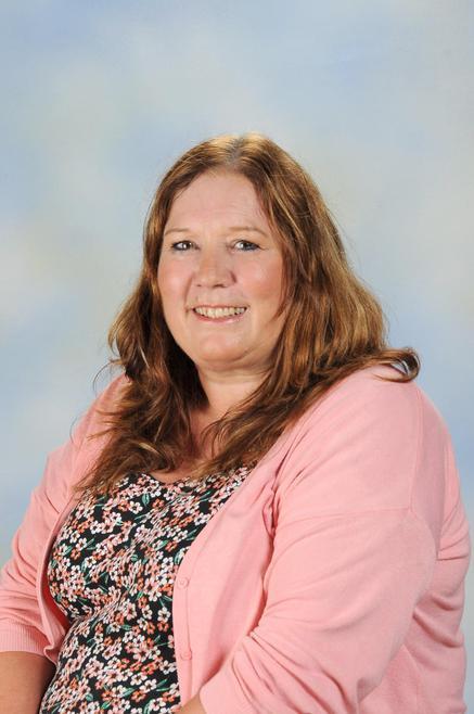Mrs Cronin - HLTA