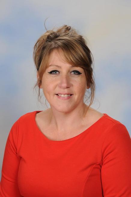 Mrs Andrews - HLTA