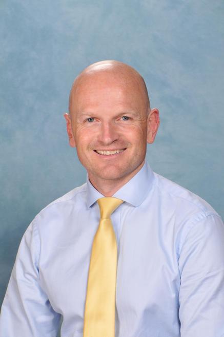 Mr Dunsford - Year Leader