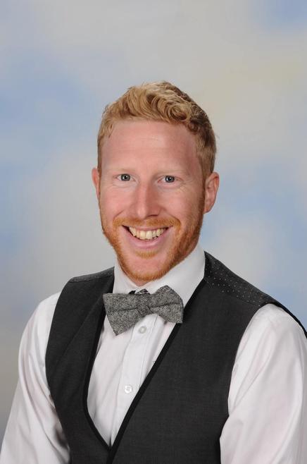 Mr Arrowsmith - KS1 Assistant Head Teacher