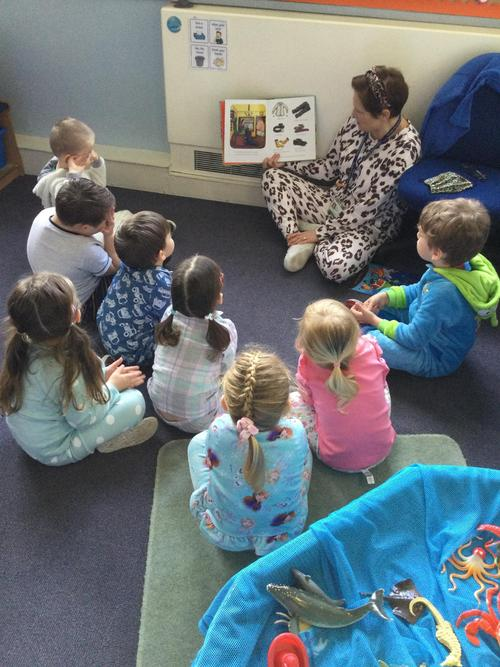 World Book Day - Bedtime Stories