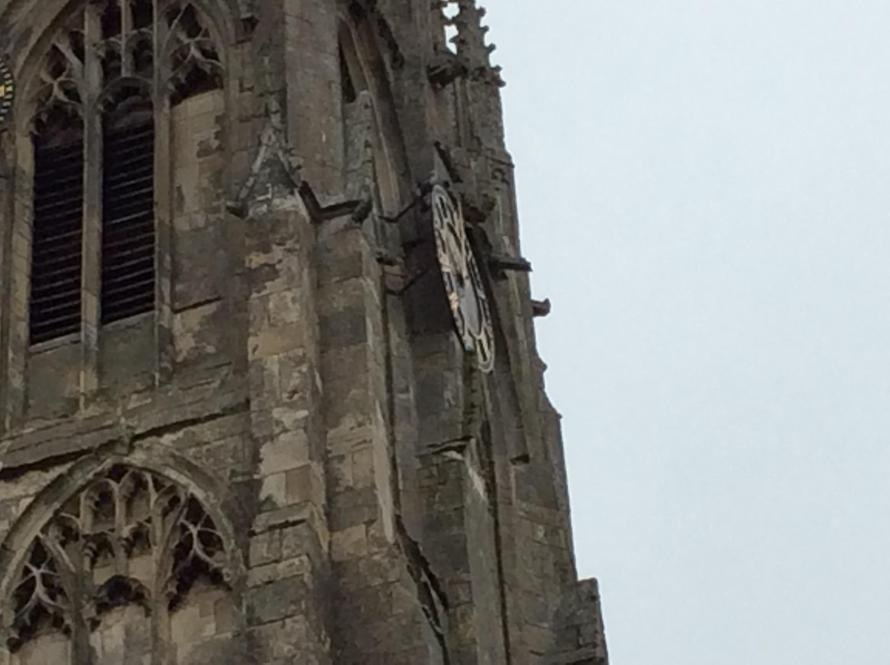 Some things we saw on our walk around Hedon