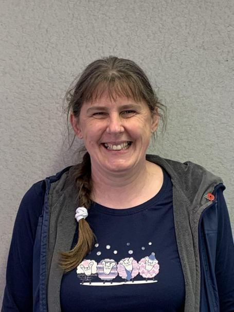 Mrs Jones, Class 1 Teacher