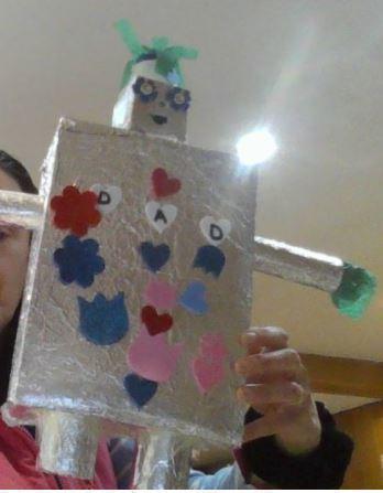 Ned's robot