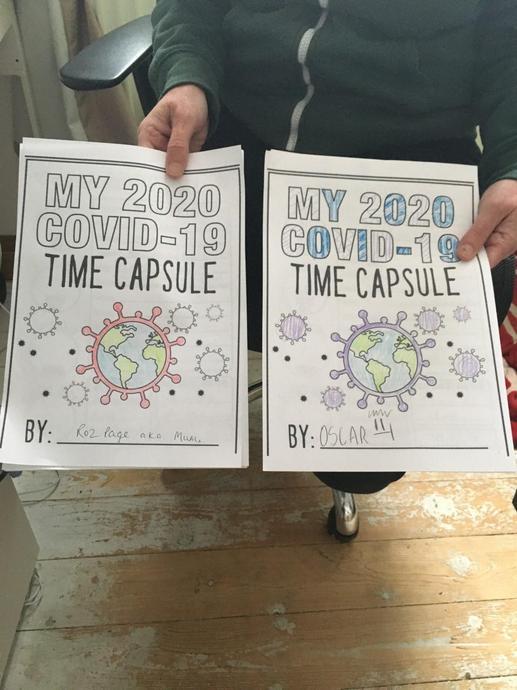 OP time capsule