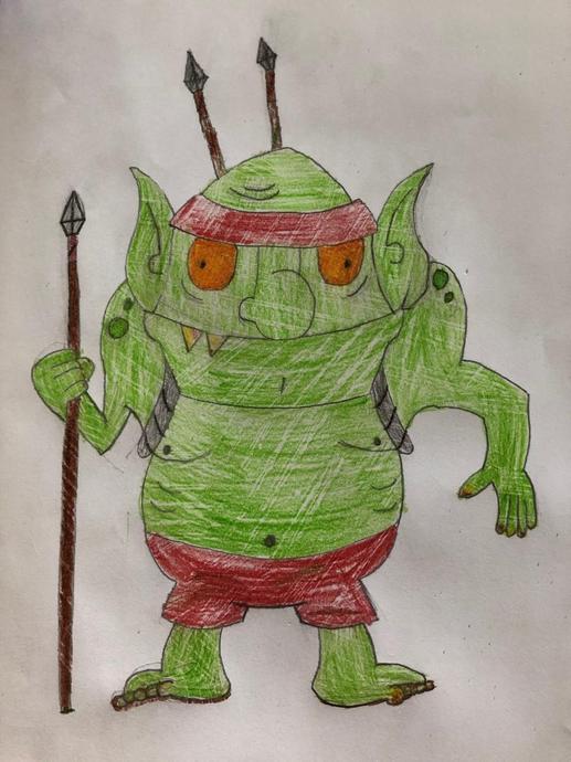 BG's goblin friend