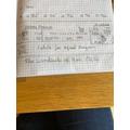 WR excellent maths!