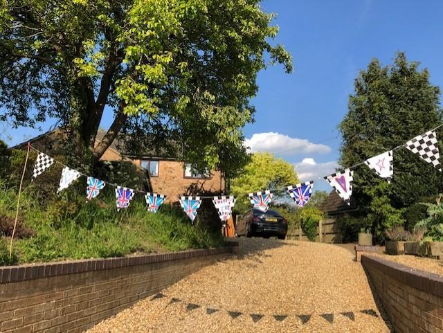 EC's beautiful bunting