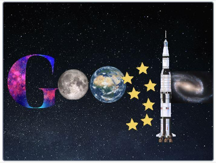 A Google logo design by IL