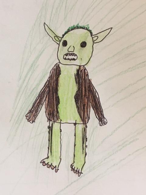 HD's goblin artwork
