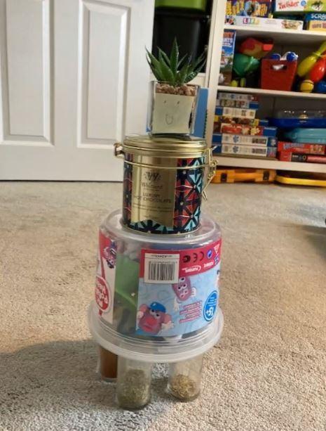 Toby C's robot