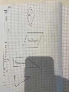More quadrilaterals from WR