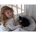 Happy birthday Martha's cat!
