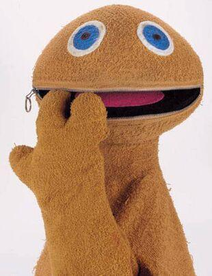 Zippy from Rainbow - ask your parents!