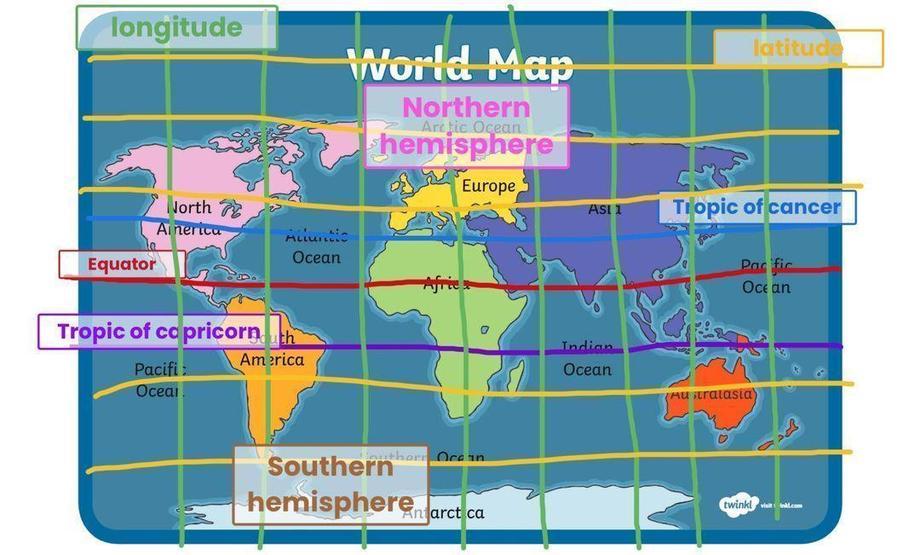 BG's Geography