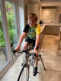 WR on his London to Brighton cycle challenge: fab!