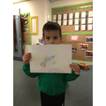 Making shape pictures.