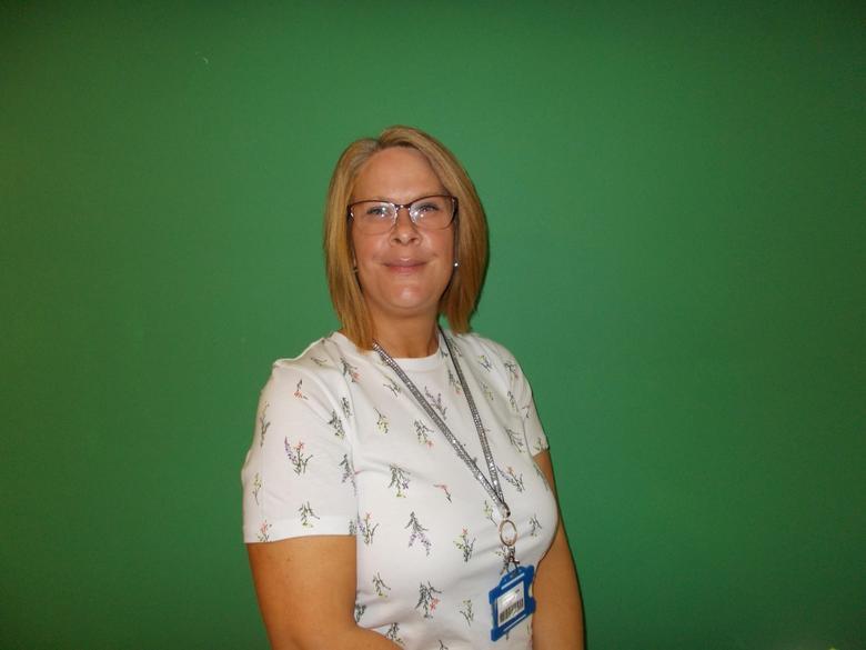 Mrs Graham - Senior Administration Assistant