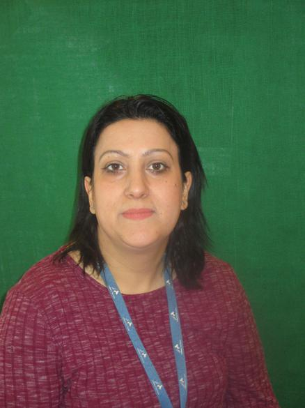 Mrs Hasani - Teaching Assistant