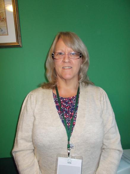 Mrs Barker - Senior Family Support Worker