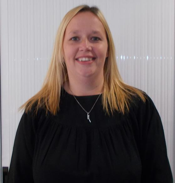 Mrs Newton - KS2 Raising Attainment Teacher