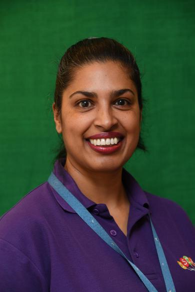 Mrs Sidhu ~ The Hub ~ Teaching Assistant