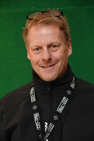 Mr Blakeman - PE Lead