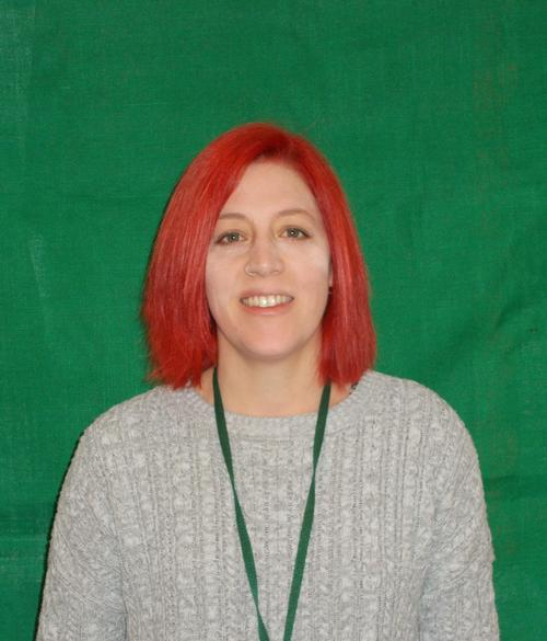 Miss Middleton - Year 6 HOLLY - Teaching Assistant