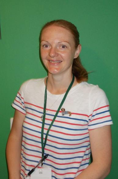 Miss Woodward - Year 2 Pine/Maple Teaching Assistant