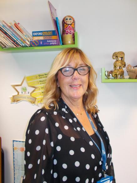 Miss Pagett ~ Headteacher