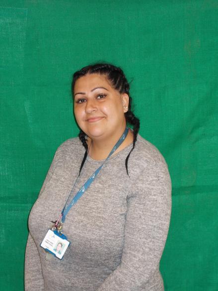 Miss Sandhu - Playworker