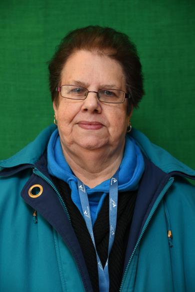 Mrs Barnes - Playworker