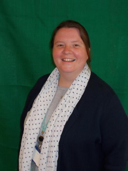 Miss Mills - Curriculum Lead/Forest School Leader