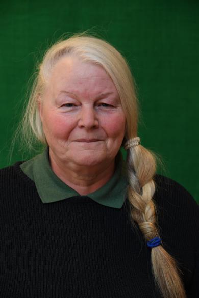 Mrs Newman - Playworker