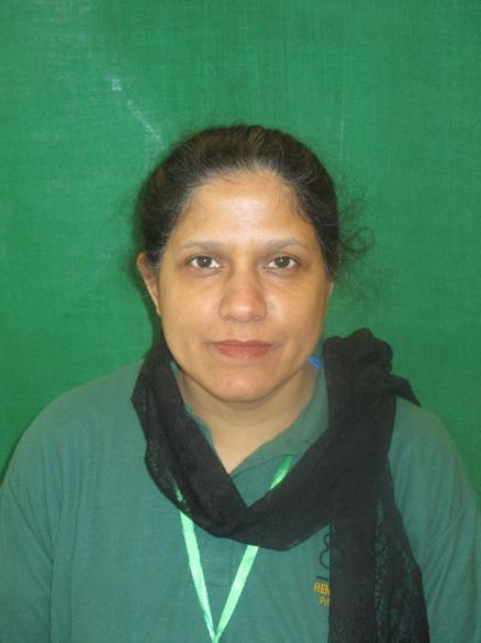 Miss Begum - Playworker