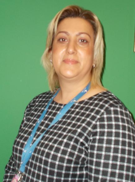 Mrs Hasani - Year 4 Teaching Assistanttant/Support Staff