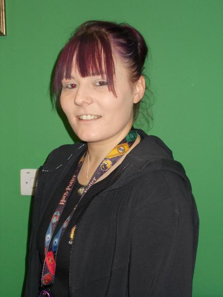 Miss Morris - Family Support Worker