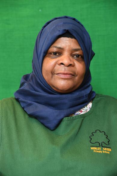 Mrs Mbarouk - Lunchtime Supervisor