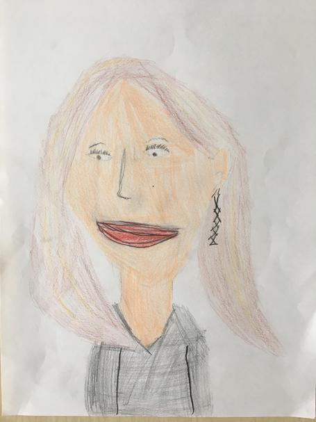 Ms Dale by Isabelle in 3A