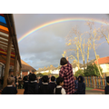 We spotted a rainbow! Nov 2019