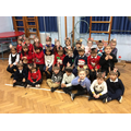 EYFS Winter celebration concert 2019