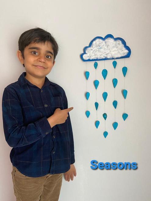 Water - Rain and the seasons