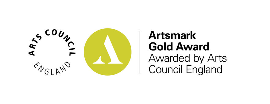 The school has achieved the Arts Council Arts Mark