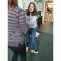 Irish dancing is fun!
